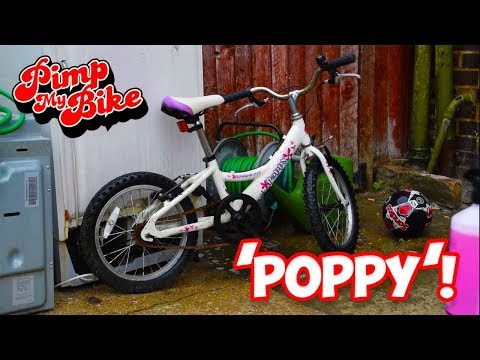 PIMP MY BIKE  - 'POPPY' - Ep. 1