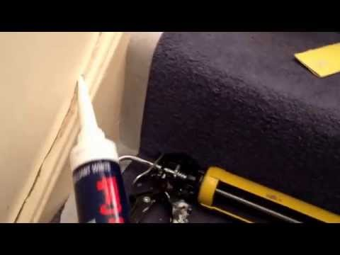 Handyman tips for painting stair. skirting boards
