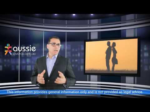De Facto Separation Claims by Alan Weiss Aussie Divorce