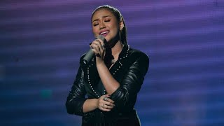 """Morissette sings Tori Kelly's """"Don't You Worry 'Bout A Thing"""" at the 24th Asian Television Awards"""