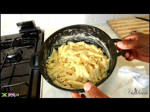 How To Make Best Cheese Pasta | Recipes By Chef Ricardo