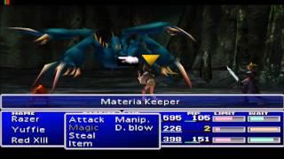 Final Fantasy VII Getting All Enemy Skills Guide