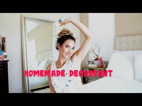 How To Make Your Own Deodorant - That really works!!
