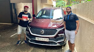 Modified MG HECTOR In Mumbai | MG HECTOR Full Audio Upgrade | MG HECTOR Music System