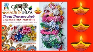 Made in India Decorative Diwali LED Lights