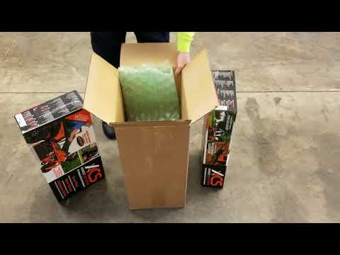 Unboxing The Advanced Chute System
