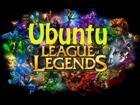 Tutorial (funcionando) - Descargar League Of Legends en Ubuntu Linux Mint Guadalinex Edu Español