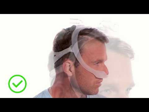 Getting Started with the DreamWear CPAP Mask - DirectHomeMedical.com