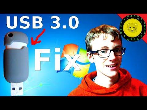 Fix USB 3.0 Not Working Windows 7, 8, 8.1, & 10