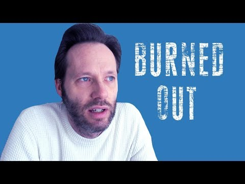 Avoid being burned out  - Good Talk about life