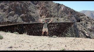 Goat Canyon Trestle Bridge - Abandoned Railroad Series