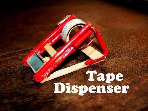 How to Make a Easy Paper Dispenser (Home Made) - Easy Tutorials