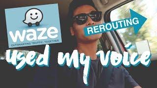 Waze Used My Voice | icedcarlo