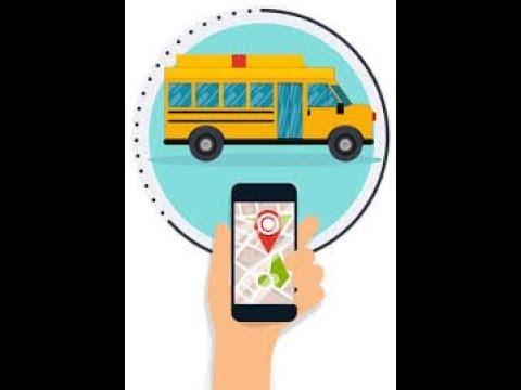 School Bus Tracker (Firebase) Android Studio DEMO