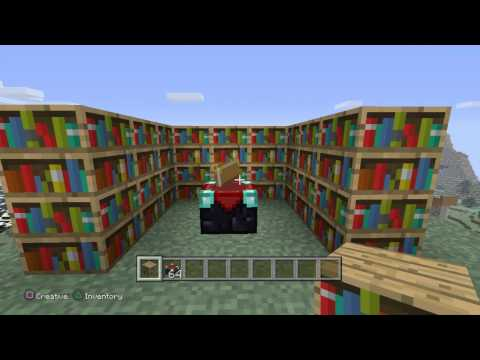FoxPandaTV Minecraft PS3 - How to make a fire sword ~ Minecraft how to make a fire bow #3