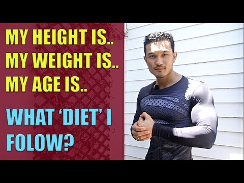 THE QUESTION- My height is/My weight is/My age is. What diet I follow?[HINDI]