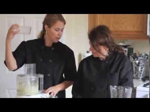 Jalapeno and Ciliantro Hummus
