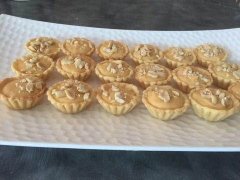 Yema Tart (my version)