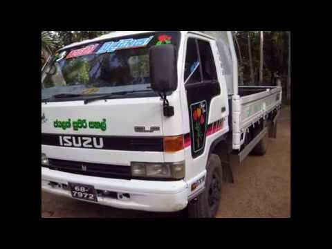 ISSUZU ELF 350 lorry for sale in Srilanka - www.ADSking.lk
