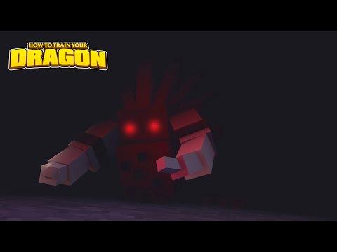 THE SECRET VOLCANO DRAGON! HOW TO TRAIN YOUR DRAGON #64 w/ Little Lizard