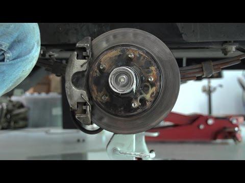 Repacking Wheel Bearings in Shorelander Boat Trailer