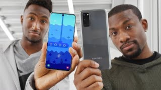 Samsung Galaxy S20 Review: All the Right Moves!