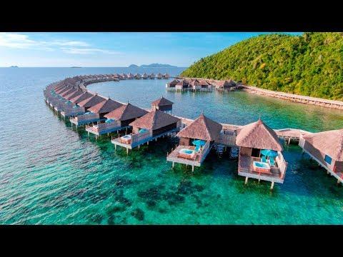 MALDIVES INSPIRED RESORT: Huma Island (Palawan)