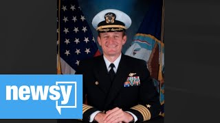 Navy Captain Relieved of Command