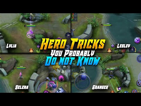 Xxx Mp4 Top 5 Ml Heroes Tricks You Probably Don't Know Mobile Legends 3gp Sex