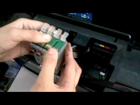 Epson T13 Replace CHips