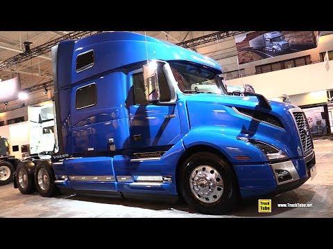 2019 Volvo VNL 64T 860 Globetrotter XL Seeper Truck - Exterior