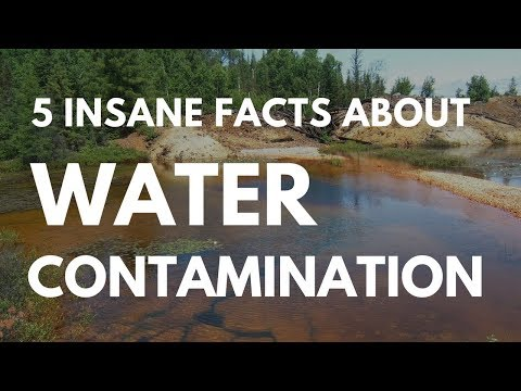 5 Insane Facts About Water Contamination