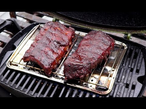 Weber Q: Baby Back Ribs