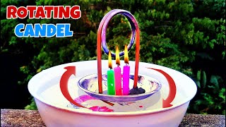 Rotating Diwali Candle  - How To Make || Diwali Special 2020