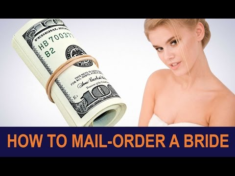 You Can Still Mail Order A Bride? | 1001 THINGS