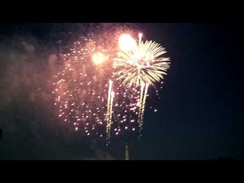 2013 Fourth of July Fireworks, Washington DC