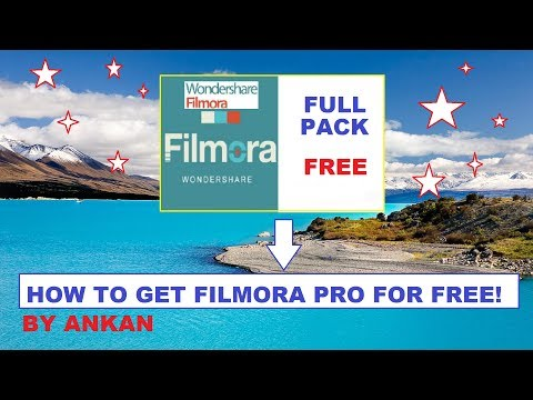 How to Get Filmora Pro Video editor for free