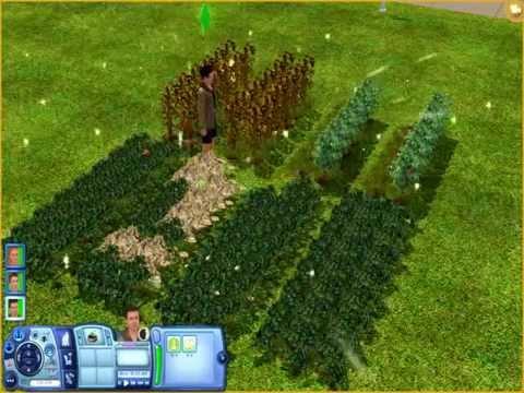 Gardening Spells Mod - The Sims 3 Supernatural