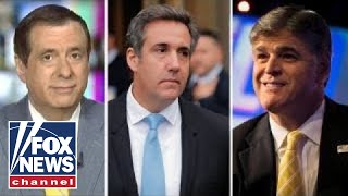 Kurtz: Payback time for the mainstream media and Hannity