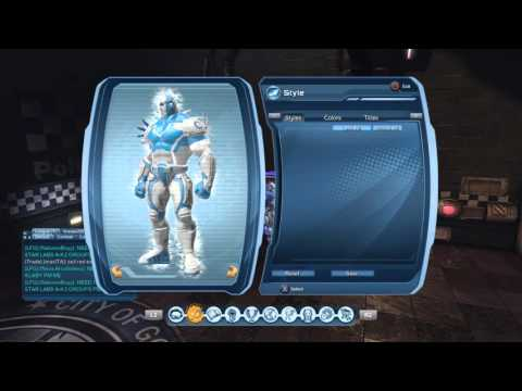 DCUO - New Ghost Aura