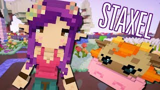 COWS!!! - Staxel LIVE