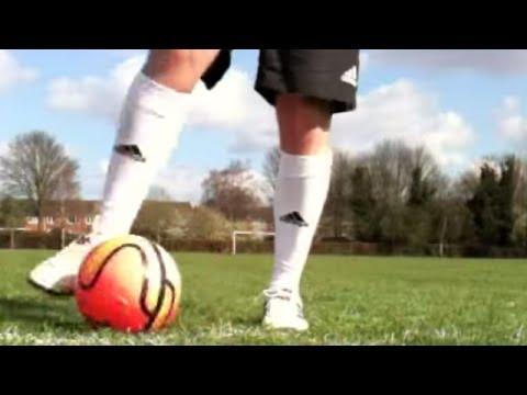 Learn the Elastico, Flip Flap - football soccer skills