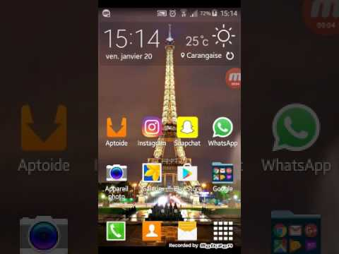 Changer les emojis Samsung en IPhone ✋❤