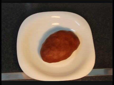 Chocolate biscuit dough- quick and easy recipe!