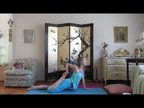 Yoga for beautiful, strong, toned arms and shoulders