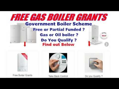 Government Free Boiler Scheme Sale