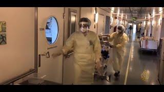 طبيبة من أصول تركية تساعد في علاج مرضى كورونا بالنرويج