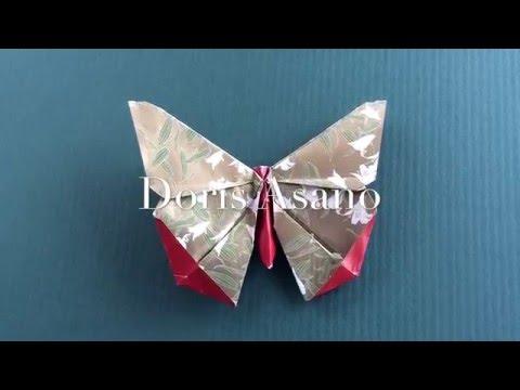 Origami Butterflies, Butterflies