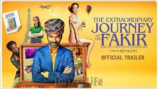 The extraordinary journey of the fakir trailer/Dhanush/Kenscott/Dhanush hollywood movie trailer