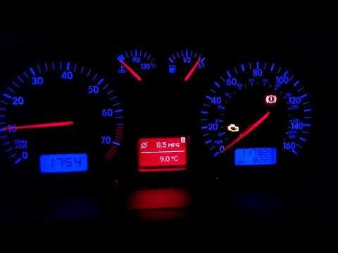 VW Golf Engine Warning Light - Emissions Workshop - what does it mean?